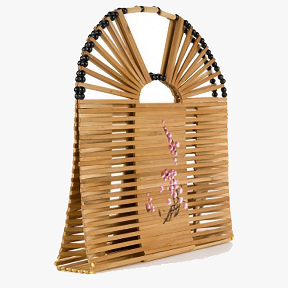 Γυναικεία Τσάντα Ώμου (133-9193-beige)